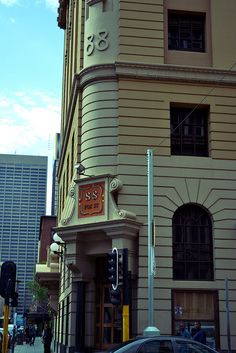 88 Fox Street, downtown #Johannesburg Johannesburg City, Art Nouveau, Art Deco, Out Of Africa, Dream City, Back In The Day, Continents, Great Places, Places To Travel