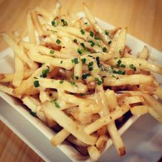 Umami Burger Truffle Fries