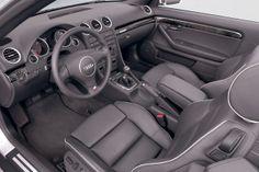 2006 Audi A4, Interior, manufacturer, interior