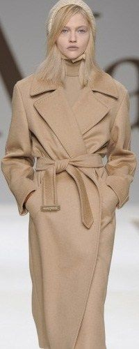 Max Mara, a must-have in your dressing!!
