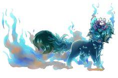 Burn baby, burn by Bluefire-kitteh.deviantart.com on @DeviantArt