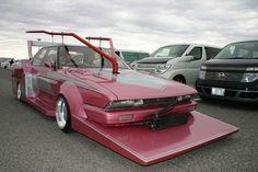 Crazy custom cars from Japan --