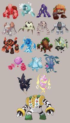 Pokemon all regis types Pokemon Rayquaza, Pokemon Fusion Art, Pokemon Eevee, Pokemon Comics, Pokemon Fan Art, Tyrantrum Pokemon, Festa Pokemon Go, Pokemon Breeds, How To Breed Pokemon