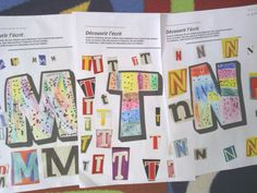 Hottest Free of Charge preschool centers letters Concepts : Environment up facilities with toddler plus school classrooms can be quite a very difficult task. Kindergarten Lesson Plans, Kindergarten First Day, Kindergarten Activities, Kindergarten Names, Petite Section, Sons Initiaux, French Alphabet, Reading Buddies, Name Crafts