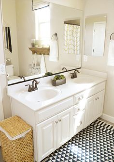 Quick Bathroom Refresh - Better After