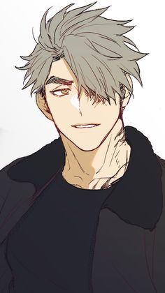 If you would like commence with anime however exactly what will Manga Art, Anime Manga, Anime Art, Male Manga, Handsome Anime Guys, Cute Anime Guys, Anime Boys, Anime Boy Hair, Anime Style