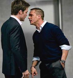 This Means War, i love this movie but I would of picked Tom over Chris Pine....
