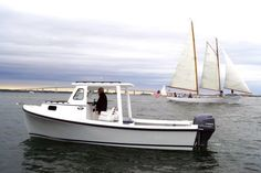 Eastern Sisu 22 - the latest addition to the Eastern line of Boats.