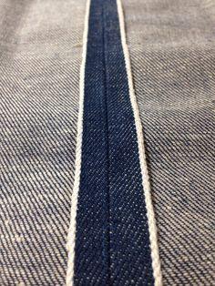 Vintage Sewing Machines, Denim Fabric, Wide Leg Jeans, Patterns, Products, Fashion, Block Prints, Moda, Fashion Styles
