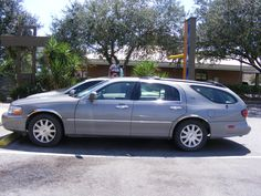Lincoln Town Car Signature Series Station Wagon This Amazing