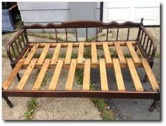 DIY Pull out storage bed - Google Search