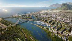 Gallery - Perkins+Will Unveil Master Plan for Antalya, Turkey - 1