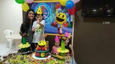 Painel  toalha de mesa e balões foram $50,00
