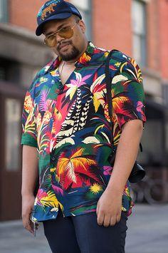 Stylish Guys in Florals | Hawaiian and Tropical Print Shirts | ASOS