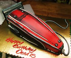 Barber Clippers by donbuciak, via Flickr