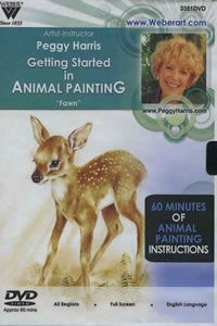 Site with lots of painting how-to books and craft supplies
