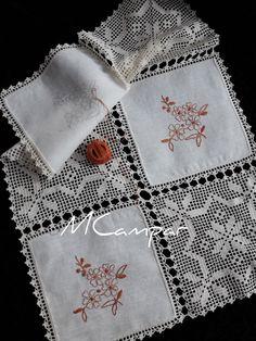 This post was discovered by pap – Artofit Crochet Doily Diagram, Crochet Squares, Filet Crochet, Crochet Doilies, Crochet Lace, Crochet Stitches, Crochet Patterns, Crochet Table Runner, Crochet Tablecloth