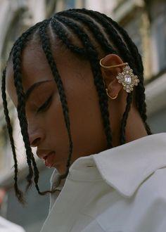 Black Is Beautiful V - 20 Photography Black Girls Hairstyles, African Hairstyles, Afro Hairstyles, Cabello Afro Natural, Pelo Natural, Natural Skin, Cornrows, Braids, Skin Girl