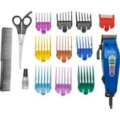 Buy Wahl 79233-300X Professional Colourpro Styler Hair Clipper at Argos.co.uk £13.99    http://www.argos.co.uk/static/Product/partNumber/4428901.htm