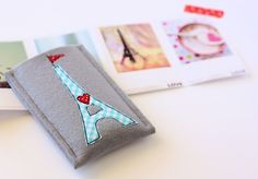 Tutorial: Eiffel Tower Smartphone Cover - A Spoonful of Sugar