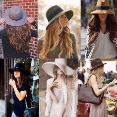 Hats, hats, hats...wow