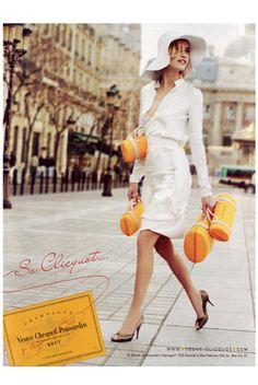 Veuve Clicquot ad