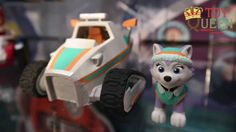 See a sneak peek of the new Everest Paw Patrol Toys featuring Everest and her snow plow! Paw Patrol Everest, Wishes For Baby Boy, Mini Polaroid, Paw Patrol Toys, Pottery Barn Inspired, Diy Candle Holders, Kids Tv Shows, Snow Plow, New Toys