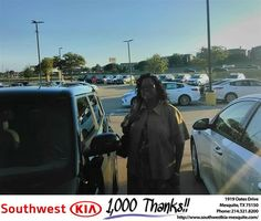 https://flic.kr/p/PiAgQ6 | #HappyBirthday to  from Kaleb Cloyd at Southwest Kia Mesquite! | deliverymaxx.com/DealerReviews.aspx?DealerCode=VNDX
