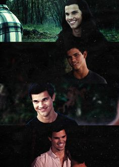 Jacob Black.   Twlight, New Moon, Eclipse, and Breaking Dawn