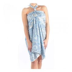 Welcome to Blε - Ble Resort Collection Dress Collection, Shoulder Dress, Sun Dresses, Scarfs, Fabric, Cotton, Shopping, Blue, Fashion