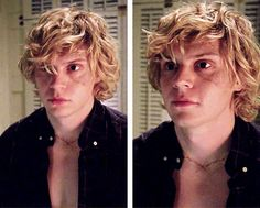 Kyle Spencer // American Horror Story: Coven // Evan Peters