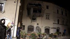 nice Drie aardbevingen treffen Midden-Italië