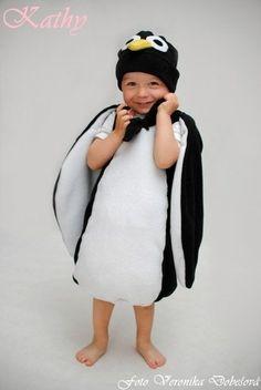 Little penguin Oblečení pro děti i dospělé :: Kathy