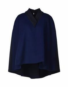 Elie tahari cappotti e impermeabili donna in sconto del 6% blu scuro a 163,00 euro