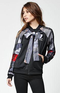 Kimono Graphic Track Jacket