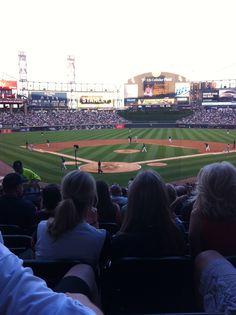 Chicago White Sox stadium!.....South Side! :-)