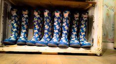 Family of London rainy boots