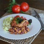 Aus+dem+Slowcooker:+TexMex-Auflauf+mit+Quinoa
