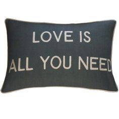 love is all you need cushion by jan constantine