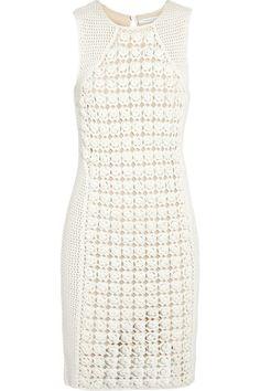 Outstanding Crochet: Designer: Diane von Furstenberg
