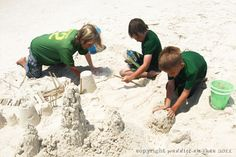 Budget Friendly Gulf Shores Family Vacation