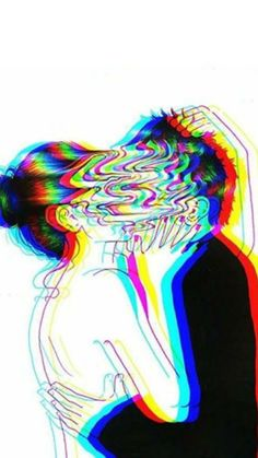 glitch effect - glitch effect - Trippy Drawings, Art Drawings, Image Psychedelic, Trippy Pictures, Psychadelic Art, Trippy Painting, Glitch Wallpaper, Stoner Art, Psy Art