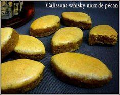 calisson whisky noix de pécan