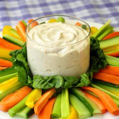 Low Fat Chipotle Ranch Dip or Salad Dressing - this recipe uses low fat yogurt as the base for an amazingly flavorful dip or salad dressing. This may be the only low-fat item on your Superbowl buffet but it will likely be one of the tastiest!