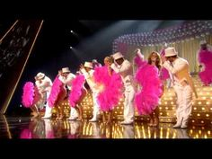 girls aloud - the promise - brit awards 2009