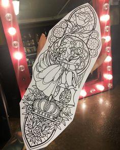 mil Me gusta, 164 comentarios – Megan Massacre (Megan Massacre) en Instagra… Disney Tattoo – Top Fashion Tattoos Neue Tattoos, Body Art Tattoos, Tatoos, Small Tattoos, Cat Tattoos, Friend Tattoos, Disney Sleeve Tattoos, Disney Couple Tattoos, Disney Tattoos Quotes
