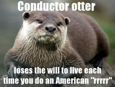 Conductor Otter