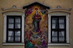 Mural Krakow, City, Painting, Image, Beautiful, Painting Art, Paint, Draw, Cities