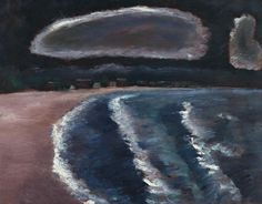 Marsden Hartley, Storm down Pine Point Way, Old Orchard Beach