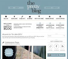 DIY #10: top 5 blogs for crafting & DIY